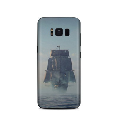 Samsung Galaxy S8 Skin - Black Sails