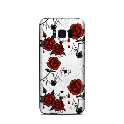 Samsung Galaxy S8 Skin - Black Widows