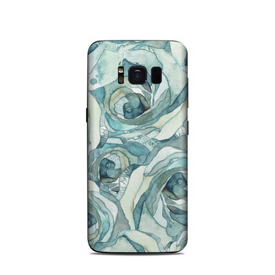 Samsung Galaxy S8 Skin - Bloom Beautiful Rose