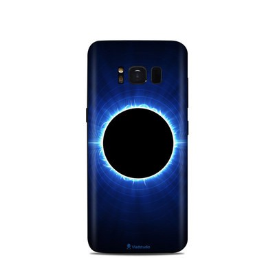 Samsung Galaxy S8 Skin - Blue Star Eclipse