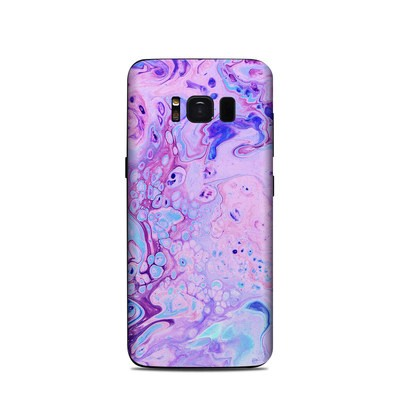 Samsung Galaxy S8 Skin - Bubble Bath