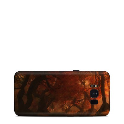 Samsung Galaxy S8 Skin - Canopy Creek Autumn