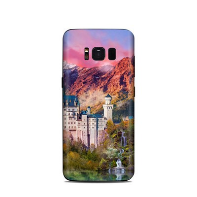 Samsung Galaxy S8 Skin - Castle Majesty