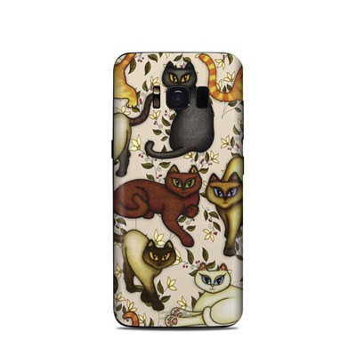Samsung Galaxy S8 Skin - Cats