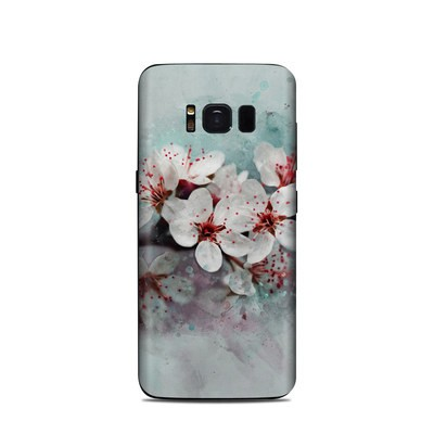 Samsung Galaxy S8 Skin - Cherry Blossoms