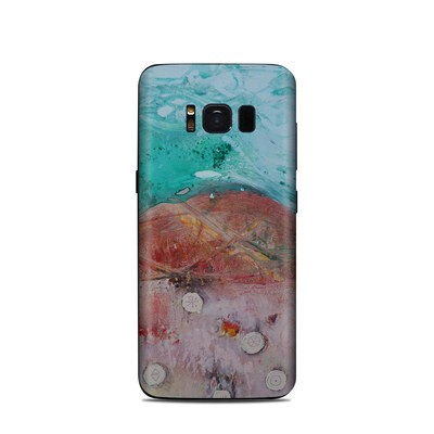 Samsung Galaxy S8 Skin - Clay Mountains