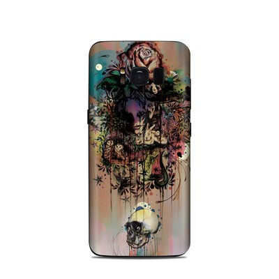 Samsung Galaxy S8 Skin - Doom and Bloom