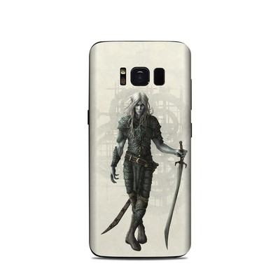 Samsung Galaxy S8 Skin - Dark Elf