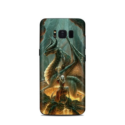 Samsung Galaxy S8 Skin - Dragon Mage