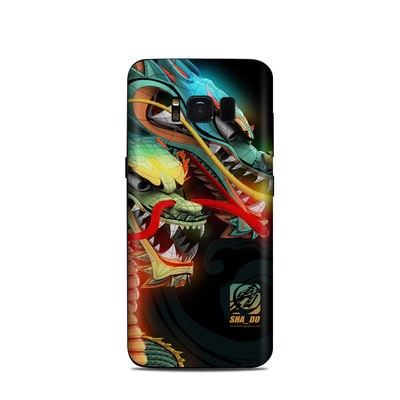 Samsung Galaxy S8 Skin - Dragons