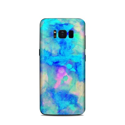 Samsung Galaxy S8 Skin - Electrify Ice Blue