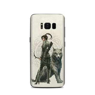 Samsung Galaxy S8 Skin - Half Elf Girl