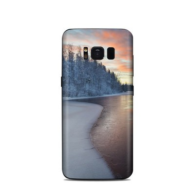 Samsung Galaxy S8 Skin - Evening Snow