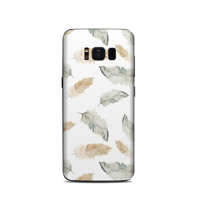 Samsung Galaxy S8 Skin - Feathers