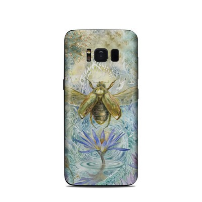Samsung Galaxy S8 Skin - When Flowers Dream