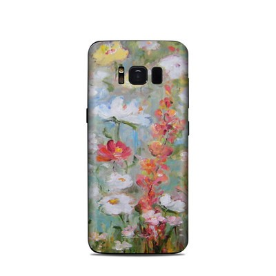 Samsung Galaxy S8 Skin - Flower Blooms