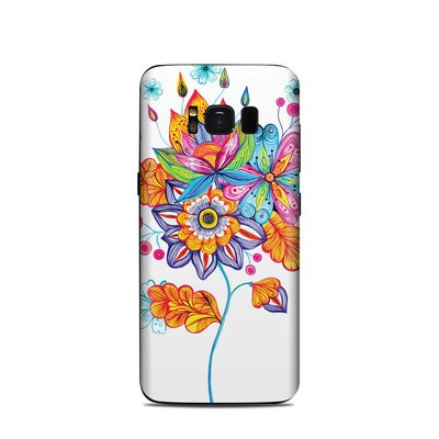 Samsung Galaxy S8 Skin - Flowers Bouquet