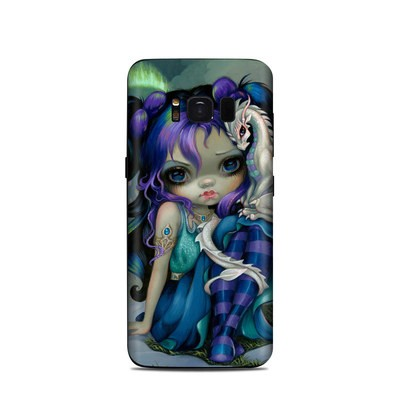 Samsung Galaxy S8 Skin - Frost Dragonling