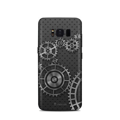 Samsung Galaxy S8 Skin - Gear Wheel