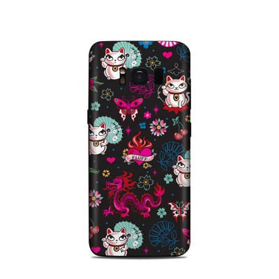 Samsung Galaxy S8 Skin - Geisha Kitty