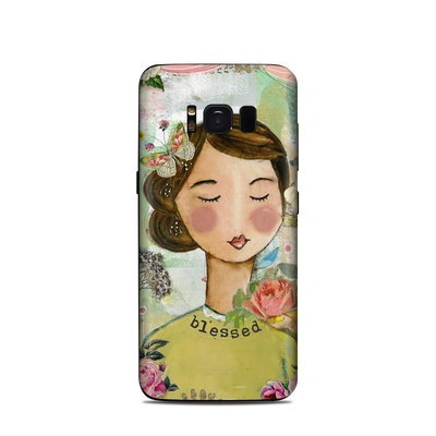 Samsung Galaxy S8 Skin - Grateful Soul