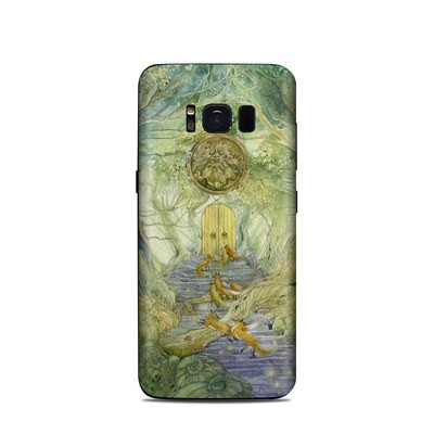 Samsung Galaxy S8 Skin - Green Gate