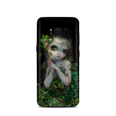 Samsung Galaxy S8 Skin - Green Goddess