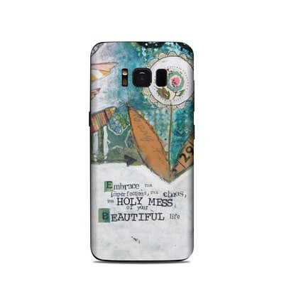 Samsung Galaxy S8 Skin - Holy Mess