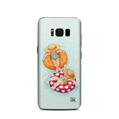 Samsung Galaxy S8 Skin - Inner Tube Girls