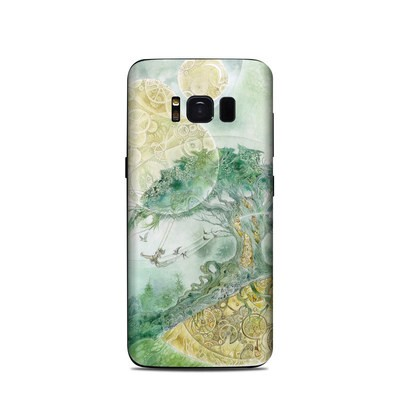 Samsung Galaxy S8 Skin - Inner Workings