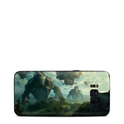 Samsung Galaxy S8 Skin - Invasion