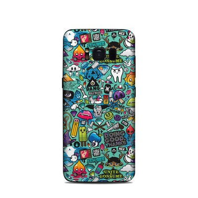 Samsung Galaxy S8 Skin - Jewel Thief