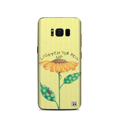 Samsung Galaxy S8 Skin - Lighten Up