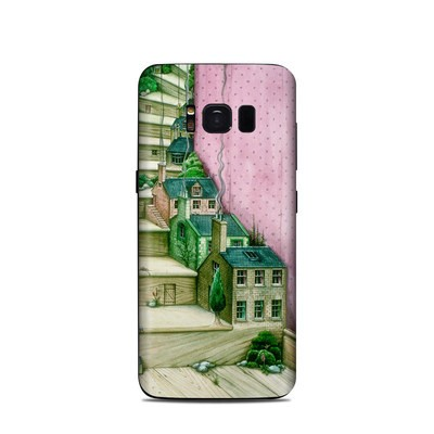Samsung Galaxy S8 Skin - Living Stairs