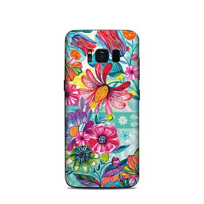 Samsung Galaxy S8 Skin - Lovely Garden