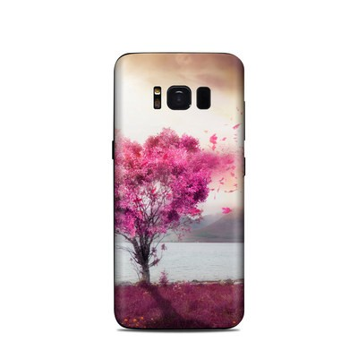 Samsung Galaxy S8 Skin - Love Tree