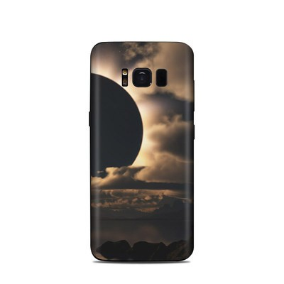 Samsung Galaxy S8 Skin - Moon Shadow