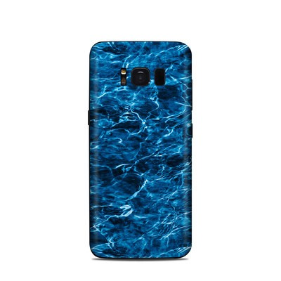 Samsung Galaxy S8 Skin - Mossy Oak Elements Agua