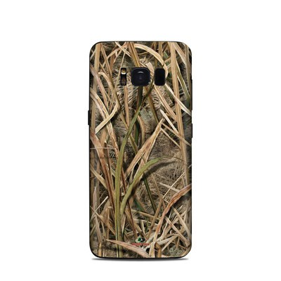 Samsung Galaxy S8 Skin - Shadow Grass Blades