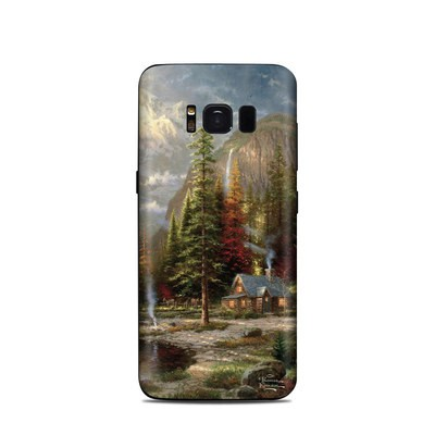 Samsung Galaxy S8 Skin - Mountain Majesty