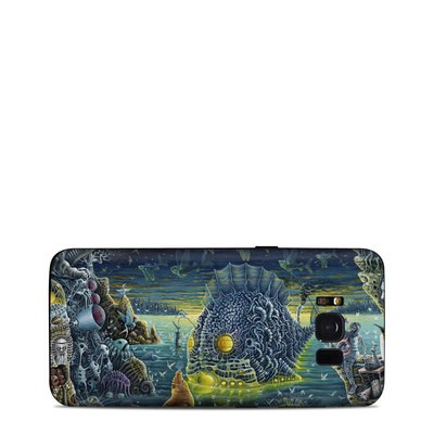 Samsung Galaxy S8 Skin - Night Trawlers