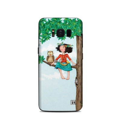 Samsung Galaxy S8 Skin - Never Alone