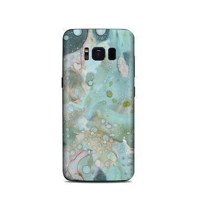 Samsung Galaxy S8 Skin - Organic In Blue