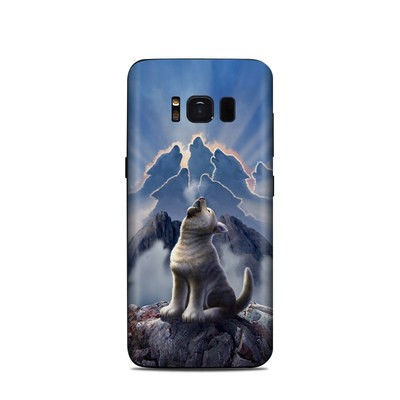 Samsung Galaxy S8 Skin - Leader of the Pack