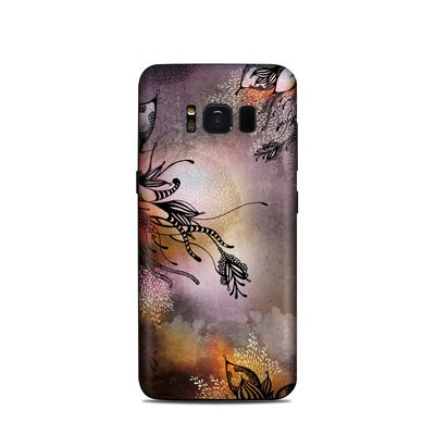 Samsung Galaxy S8 Skin - Purple Rain