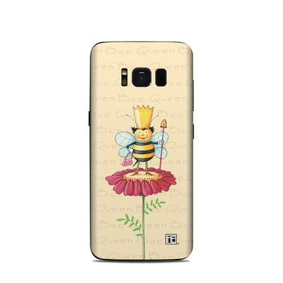 Samsung Galaxy S8 Skin - Queen Bee