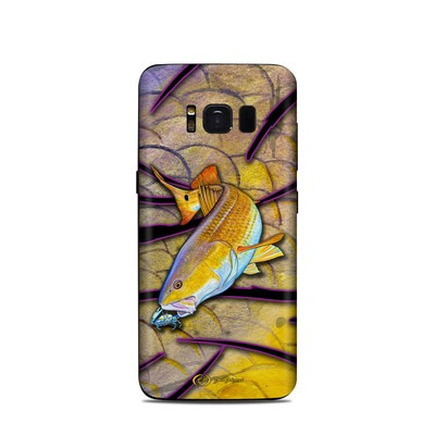 Samsung Galaxy S8 Skin - Red Fish
