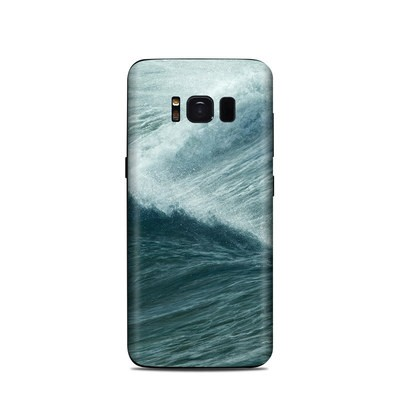 Samsung Galaxy S8 Skin - Riding the Wind