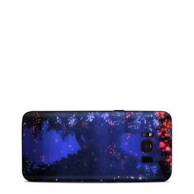 Samsung Galaxy S8 Skin - Satori Night