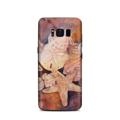 Samsung Galaxy S8 Skin - Sea Shells